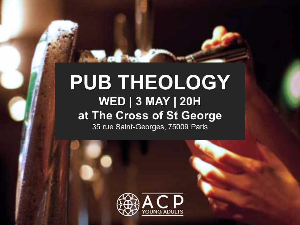 Young Adult group — Pub Theology