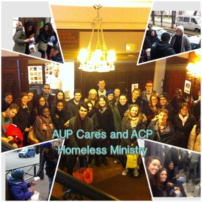 ACP Homeless Ministry