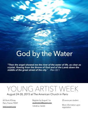 Young Artists Week 2015