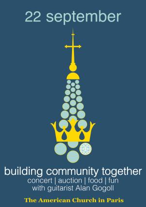 Building Community Together – Concert with Alan Gogoll
