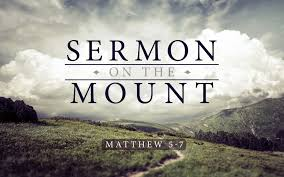 Wednesday Evening: The Sermon on the Mount: Living as Kingdom People (a six week study)