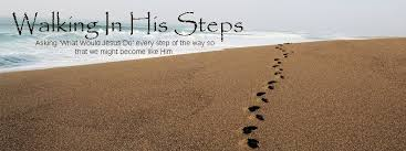 A Thursday Evening Discipleship Encounter for New Christians: Walking in His Steps: Living as a Disciple of Jesus (an 8 week encounter)
