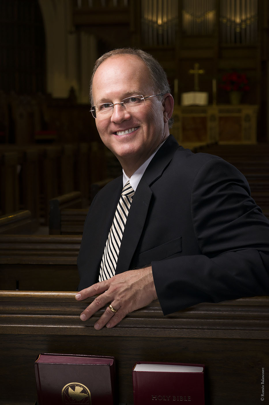 The Rev. Dr. Scott Herr, Senior Pastor